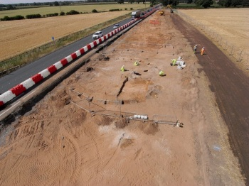 Iron Age Finds near York