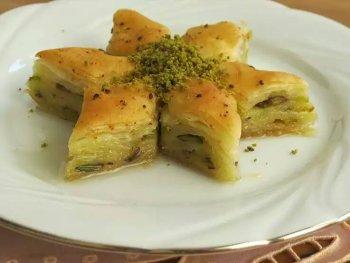 Baklava - Recipe