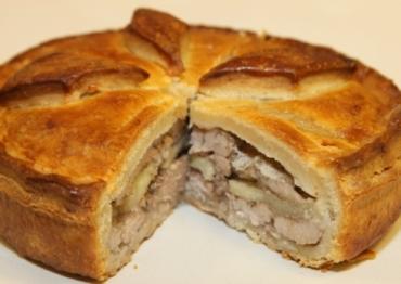 Cheshire Pork Pie