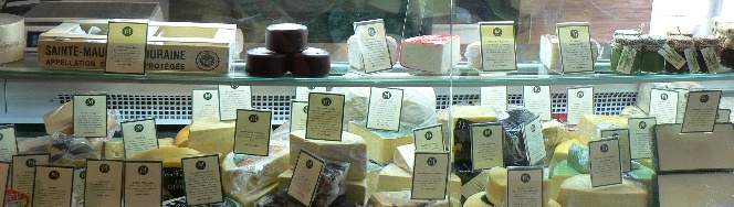 Mollie Sharp's Cheese Shop Selby