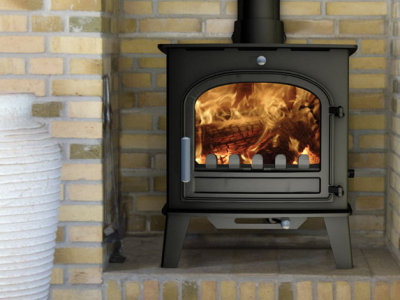 Northern Living - Environmentally Friendly Wood Burning Stoves - Housewarming Selby