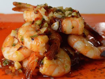Spanish Gambas al Pil Pil Recipe