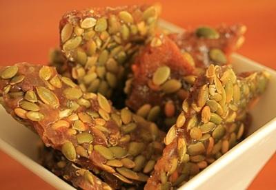 Pumpkin Brittle Recipe