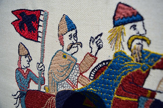 The Stamford Bridge Tapestry Project
