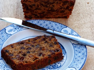 Tea loaf - An Oldham Classic