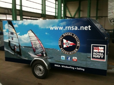 Northern Living - Trevors Steel Trailers build bespoke Canoe Trailers, Kayak Trailers, Windsurf Trailers and Mountain Bike Trailers