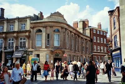 It's Not grim up North – business is booming and York has been voted the place most people would like to live.