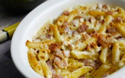 Northern Living - Easy Ham Penne specially for N Dunkerley