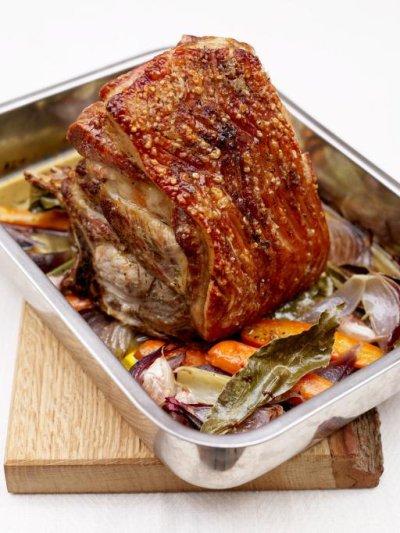 Northern Living - Slow Roast Pork Shoulder