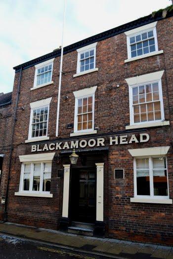 The Blackmoor Head in Selby