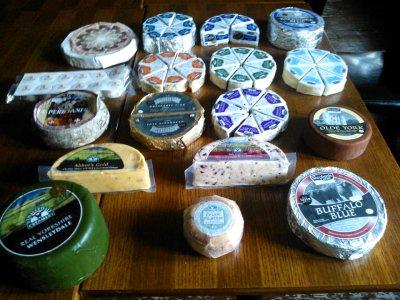 Wharfedale Fine Cheeses